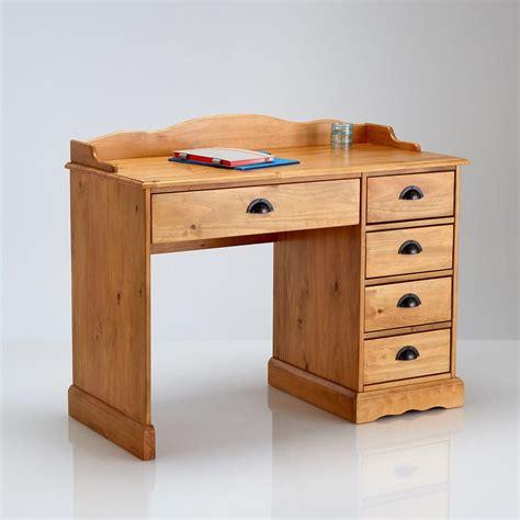 bureau bois massif bureau bois massif la redoute mzaol com