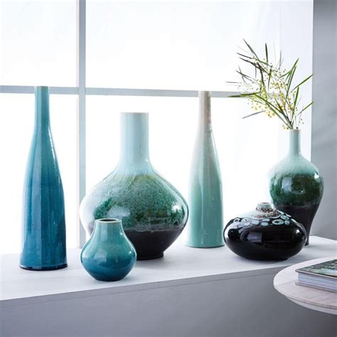 vases uk reactive glaze vases west elm uk