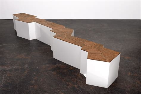 Designer Bench by Furniture By Cameron At Coroflot