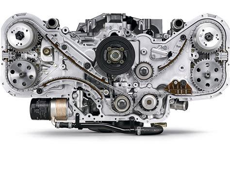 H6 Boxer Engine
