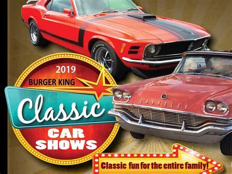 Burger King Classic Car Shows