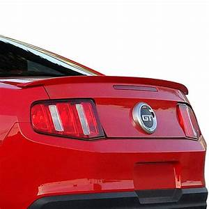 Remin® - Ford Mustang 2010-2014 Factory Style Rear Lip Spoiler