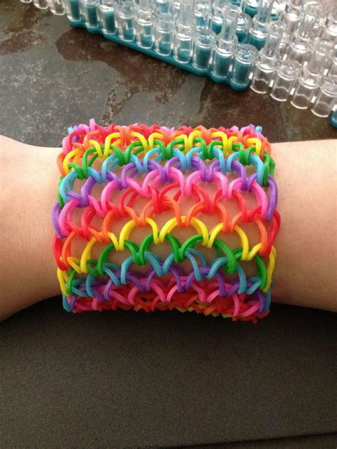 cool diy rainbow loom bracelets  kids hative