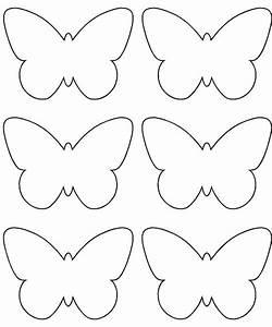 Dessin Facile Papillon : papillons a colorier papillon a colorier et decouper ~ Melissatoandfro.com Idées de Décoration
