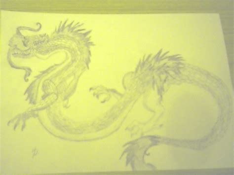 Chinese Dragon By I-will-be-your-wings On Deviantart