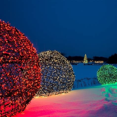led light balls commercial outdoor christmas decorations
