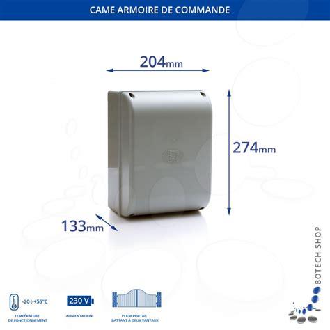 Armoire De Commande Came Za3n