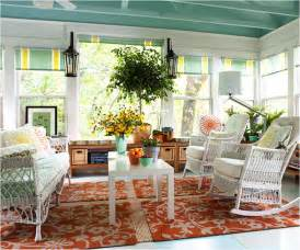 Sunroom Decorating Idea Dream House Experience Various Recommended Traditional And Vintage Sunroom Designs
