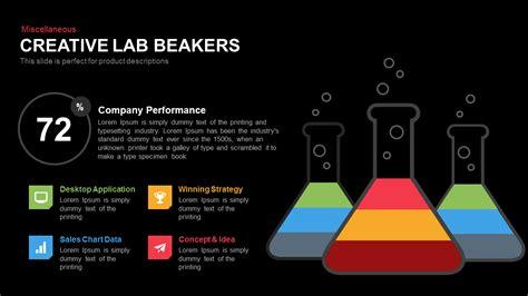 lab beaker powerpoint template  keynote slidebazaar