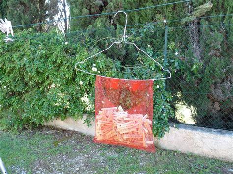 fabriquer un panier pour les pinces 224 linge autour du naturel