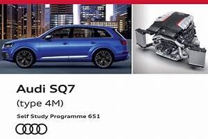 Vag Ssp 651  U2013 Audi Sq7  Type 4m
