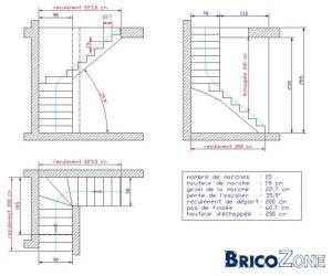 calcul escalier en ligne aide calcul escalier