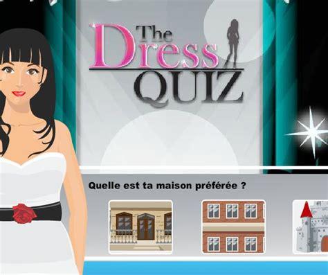 quiz quelle est ta robe pr 233 f 233 r 233 e sur jeux fille gratuit
