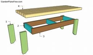 PDF DIY 2×4 Bench Design Download 18 doll trundle bed