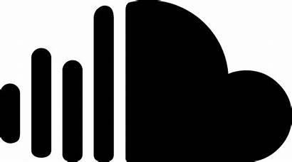 Icon Soundcloud Vector Svg Logos Transparent Supply