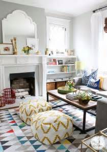the livingroom 33 cheerful summer living room décor ideas digsdigs