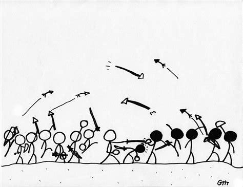 Stickman War by Gmht217 on DeviantArt