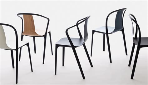 chaise bouroullec vitra belleville chair