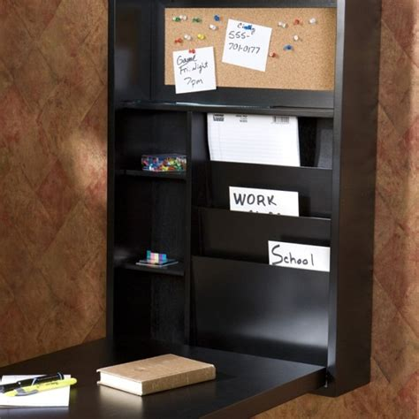 fold out convertible desk create an office anywhere with fold out convertible desk