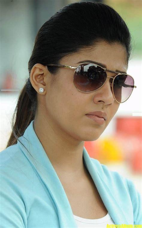 nayantara face closeup   blue dress actress album