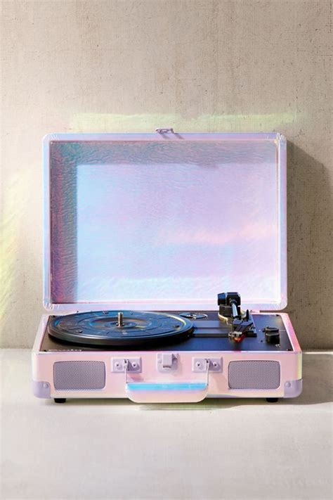 Crosley UO Exclusive Lavender Ice Cruiser Bluetooth Record