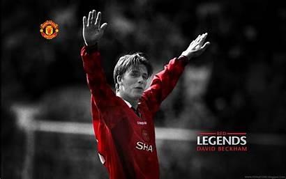 Beckham David Wallpapers Football Legends Player