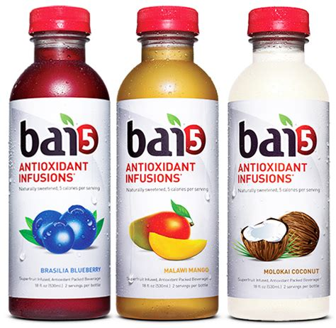 hot  bai antioxidant infusion drink  kroger