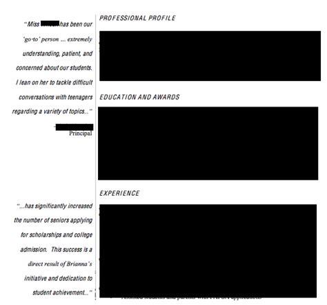 ideal margins for resume