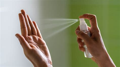 read    hand sanitizer