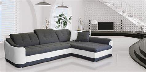 canapé d appoint canapé d 39 angle convertible à droite bray blanc