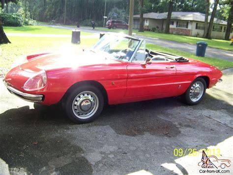 1968 Alfa Romeo Spider