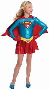 Kids Supergirl Girls Costume | $49.99 | The Costume Land