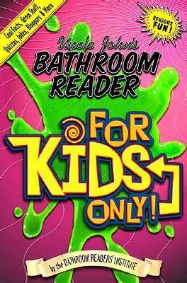 johns bathroom reader jokes s bathroom reader for only cool facts