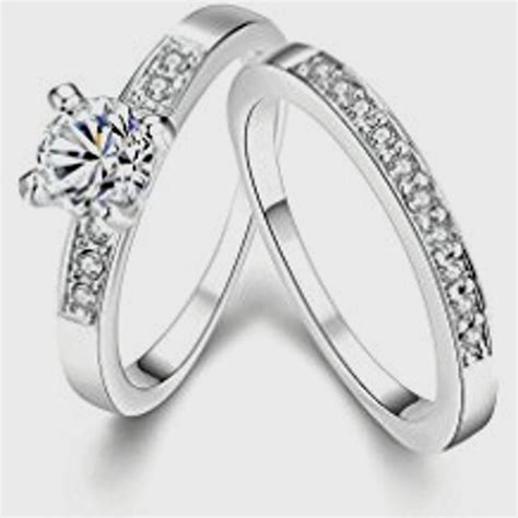 bague mariage or blanc tendance bague mariage fr bague mariage or blanc