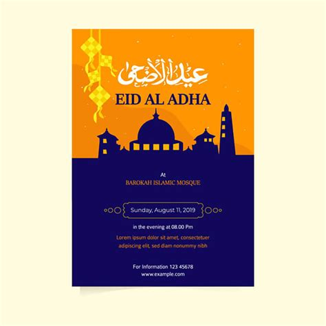 ✓ free for commercial use ✓ high quality images. Design premium islamic flyer design, event flyers, posters by Absola