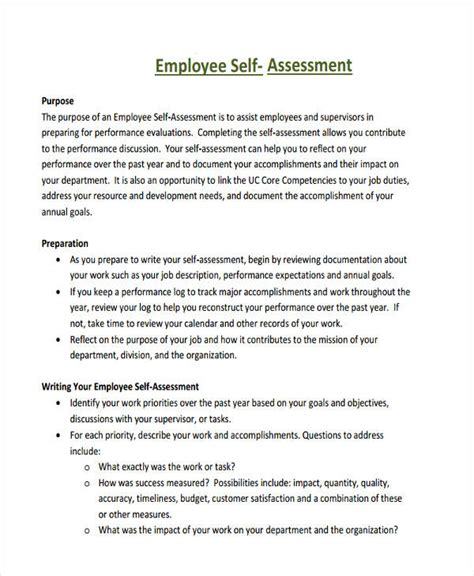 assessment examples samples    examples