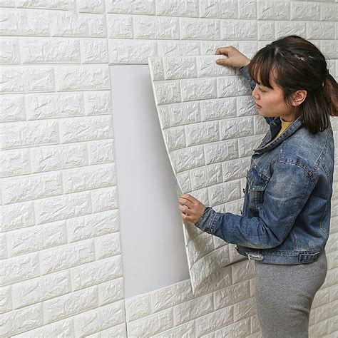 diy auto adesivo  adesivos de parede quarto decor espuma