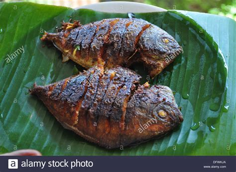 pomfret fish deep fried  spicy masala  southern
