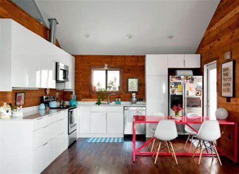 ideas  crear zonas de comer en la cocina