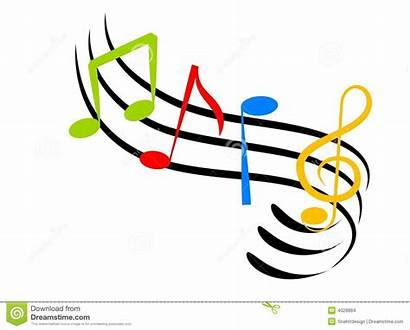 Notes Clipart Colorful Clip Musical Note Advertisement