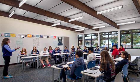 justin siena high school classroom modernizations