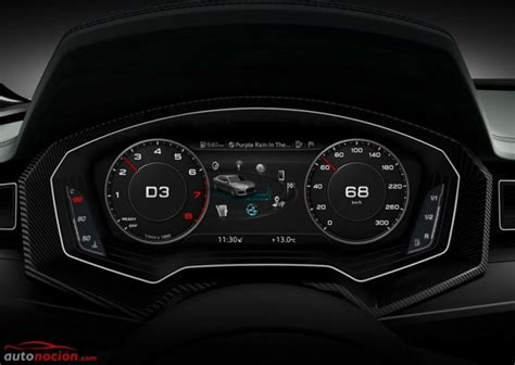 audi virtual cockpit cuadro intrumentos digital volkswagen