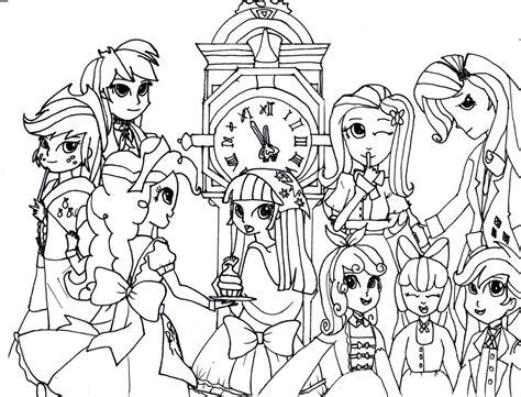 My Little Pony-equestria Girls