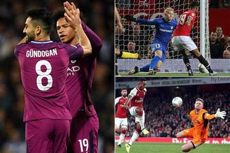 Carabao Cup fourth round draw live: Arsenal vs Norwich ...