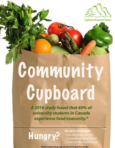 Community Cupboard by Community Cupboard Capilano Students Union
