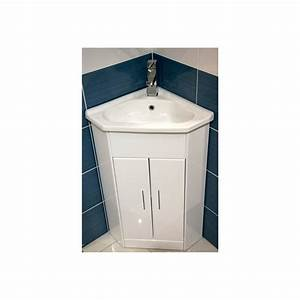 compact bow front white gloss bathroom vanity unit and With bathroom vanity units without sink