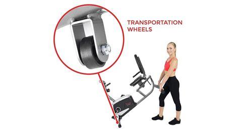Sunny Health & Fitness Exercise Spin Bike | Exercise Bike ...