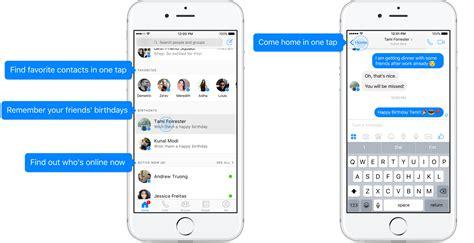 messenger makes it even easier to start conversations newsroom