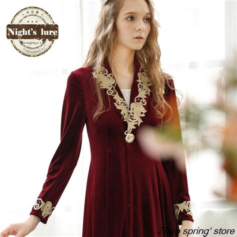 robe de chambre dentelle top robes robe de chambre femme velours