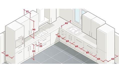 une mesure en cuisine aménager l 39 espace d 39 une cuisine kitchen design kitchens